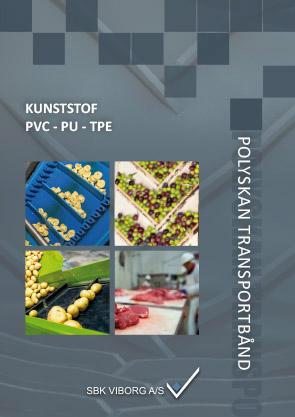 Bølgekant- og medbringerbånd - Katalog